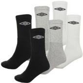/achat-chaussettes/umbro-lot-de-6-paires-de-chaussettes-de-sport-527450-noir-blanc-gris-80729.html