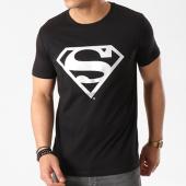 /achat-t-shirts/superman-tee-shirt-superman-logo-argent-noir-45207.html