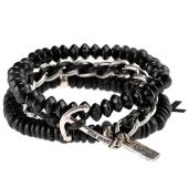 /achat-bracelets/icon-brand-lot-de-3-bracelets-rosay-combo-noir-68079.html