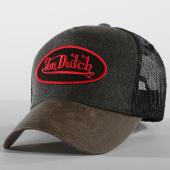 /achat-trucker/von-dutch-casquette-trucker-rob-vert-81891.html