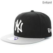 /achat-snapbacks/new-era-casquette-snapback-enfant-mlb-cotton-block-new-york-yankees-noir-gris-86609.html