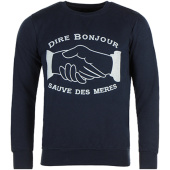/achat-sweats-col-rond-crewneck/nqnt-sweat-crewneck-dire-bonjour-bleu-marine-86831.html
