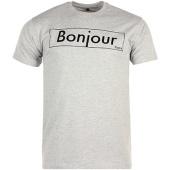 /achat-t-shirts/nqnt-tee-shirt-bonjour-outline-gris-chine-87082.html