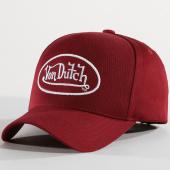 /achat-casquettes-de-baseball/von-dutch-casquette-tom-bordeaux-87161.html