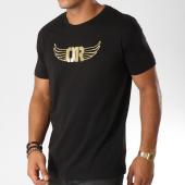 /achat-t-shirts/or-tee-shirt-logo-noir-dore-88824.html