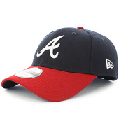 /achat-casquettes-de-baseball/new-era-casquette-the-league-atlanta-braves-bleu-marine-rouge-89566.html