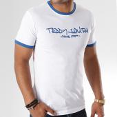 /achat-t-shirts/teddy-smith-tee-shirt-ticlass-3-blanc-bleu-marine-91031.html
