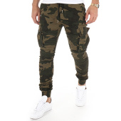 /achat-jogger-pants/john-h-jogger-pant-p3301-vert-kaki-camouflage-92120.html