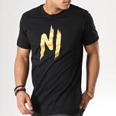 /achat-t-shirts/ninho-tee-shirt-ninho-noir-logo-or-92323.html