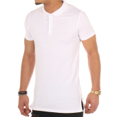 /achat-polos-manches-courtes/lbo-polo-oversize-zip-91-blanc-92340.html