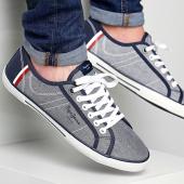 /achat-baskets-basses/pepe-jeans-baskets-aberman-court-pms30356-chambray-96811.html