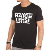 /achat-t-shirts/hayce-lemsi-tee-shirt-logo-noir-97087.html