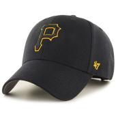 /achat-casquettes-de-baseball/47-brand-casquette-47-mvp-pittsburgh-pirates-noir-97228.html