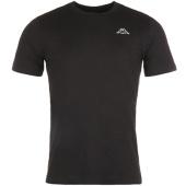 /achat-t-shirts/kappa-tee-shirt-basic-cafers-noir-97456.html