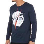/achat-t-shirts-manches-longues/nqnt-tee-shirt-manches-longues-space-vald-bleu-marine-97789.html