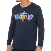 /achat-t-shirts/nqnt-tee-shirt-manches-longues-eurotrap-bleu-marine-97798.html