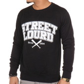 /achat-sweats-col-rond-crewneck/street-lourd-sweat-crewneck-athletic-noir-97880.html