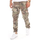 /achat-pantalons-cargo/le-temps-des-cerises-pantalon-cargo-mirador-camouflage-marron-vert-kaki-ecru-98897.html