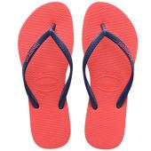 /achat-tongs/havaianas-tongs-femme-slim-logo-4119787-rose-bleu-marine-99189.html