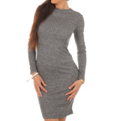 /achat-robes/urban-classics-robe-manches-longues-femme-tb1340-gris-anthracite-99376.html