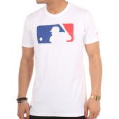 /achat-t-shirts/new-era-tee-shirt-mlb-logo-blanc-100284.html