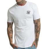 /achat-t-shirts-longs-oversize/siksilk-tee-shirt-oversize-gym-10895-blanc-100753.html
