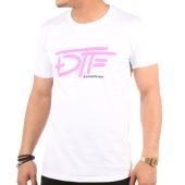 /achat-t-shirts/dtf-tee-shirt-classic-blanc-rose-101098.html