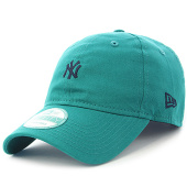 /achat-casquettes-de-baseball/new-era-casquette-9forty-essential-mlb-new-york-yankees-vert-102168.html
