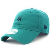 /achat-casquettes-de-baseball/new-era-casquette-9forty-essential-mlb-new-york-yankees-vert-102168.html