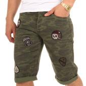 /achat-shorts-jean/mz72-short-jean-fresh-camouflage-vert-kaki-102343.html