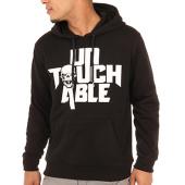 /achat-sweats-capuche/untouchable-sweat-capuche-classic-logo-noir-102424.html