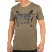 /achat-t-shirts/hornet-la-frappe-tee-shirt-logo-vert-kaki-103241.html