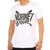 /achat-t-shirts/hornet-la-frappe-tee-shirt-logo-blanc-103250.html