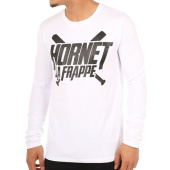 /achat-t-shirts-manches-longues/hornet-la-frappe-tee-shirt-manches-longues-logo-blanc-103279.html