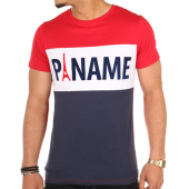 /achat-t-shirts/luxury-lovers-tee-shirt-paname-rouge-blanc-bleu-103340.html