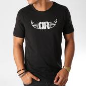 /achat-t-shirts/or-tee-shirt-logo-glitter-noir-argente-103316.html