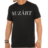 /achat-t-shirts/auzart-tee-shirt-typo-noir-103805.html
