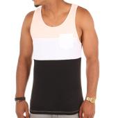 /achat-debardeurs/lbo-debardeur-poche-217-rose-pale-blanc-noir-104785.html