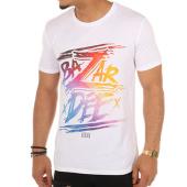 /achat-t-shirts/keblack-tee-shirt-bazardee-blanc-105212.html