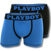/achat-boxers/playboy-lot-de-2-boxers-classic-cool-40h041-noir-bleu-105291.html