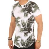 /achat-t-shirts-longs-oversize/uniplay-tee-shirt-oversize-t153-floral-blanc-vert-kaki-105316.html