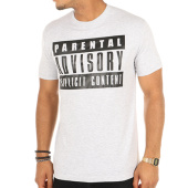/achat-t-shirts/parental-advisory-tee-shirt-classic-logo-gris-chine-105457.html