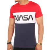 /achat-t-shirts/nasa-tee-shirt-worm-logo-tricolore-105569.html