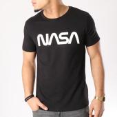 /achat-t-shirts/nasa-tee-shirt-worm-logo-noir-105599.html