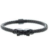 /achat-bracelets/california-jewels-bracelet-skull-braided-noir-105949.html