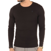 /achat-t-shirts-manches-longues/g-star-tee-shirt-manches-longues-classic-d07204-124-noir-106447.html