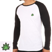 /achat-t-shirts-manches-longues/luxury-lovers-tee-shirt-manches-longues-leaf-blanc-noir-106752.html