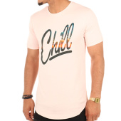 /achat-t-shirts-longs-oversize/luxury-lovers-tee-shirt-oversize-logo-chill-sunset-rose-pale-107063.html
