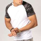 /achat-t-shirts/lbo-tee-shirt-raglan-237-blanc-camouflage-noir-107610.html