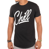 /achat-t-shirts-longs-oversize/luxury-lovers-tee-shirt-oversize-chill-noir-108722.html